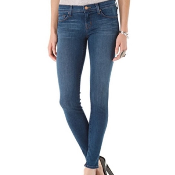 J Brand Denim - J Brand Aruba Skinny Jeans